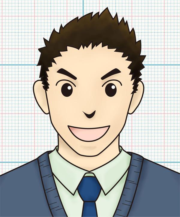 山口大学卒のK.A先生